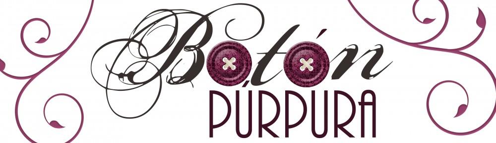 Botón Púrpura